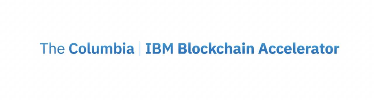 The Columbia | IBM Blockchain Accelerator